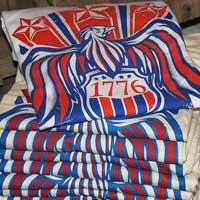 stack of Krillan shirts